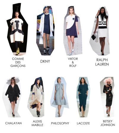 SS 14 Trends: Sport Chic.