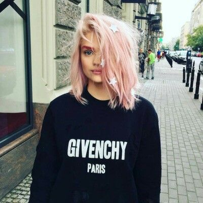 The best of pink pastel #pastelhair