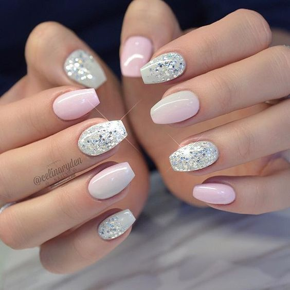 Best 25+ Diamond nail art ideas on Pinterest | Diamond ...