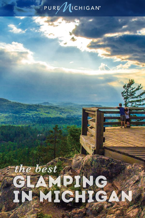 Find amazing accommodations in Michigan's great outdoors
