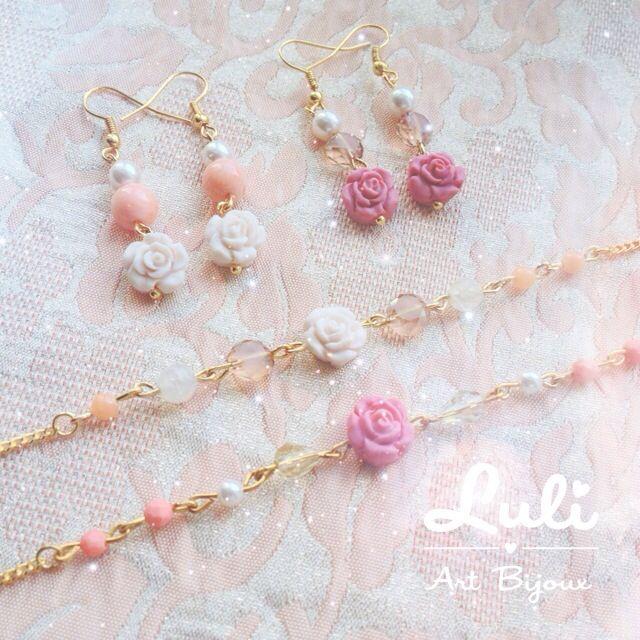 Luli Art Bijoux #pastel #jewellery