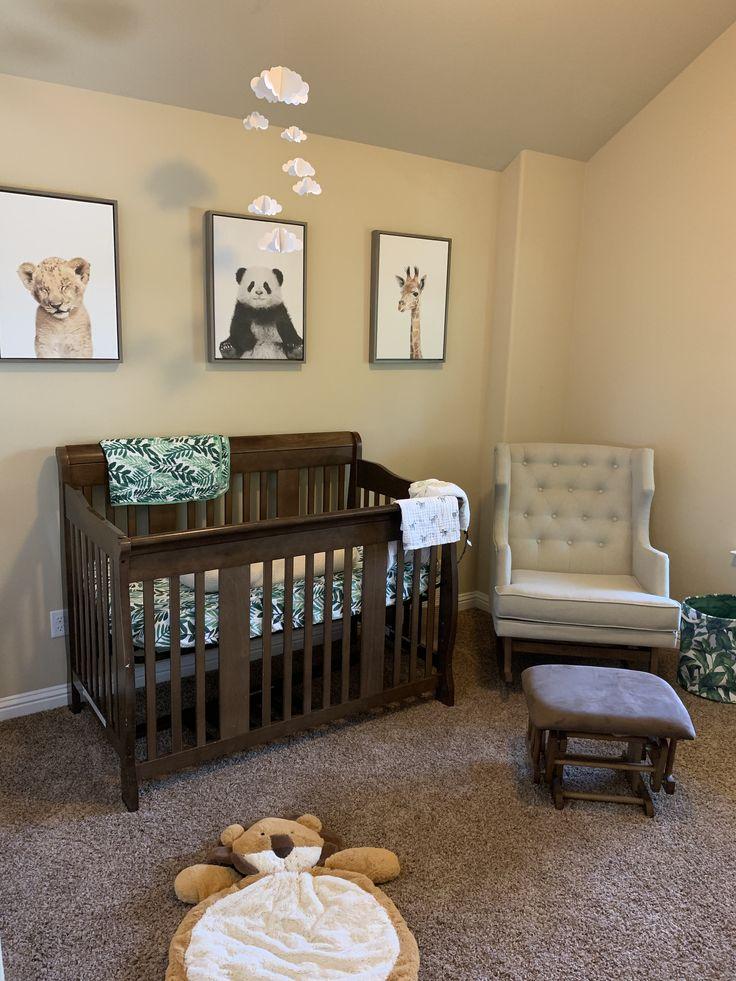 Baby animal nursery Baby animal nursery, Nursery, Animal