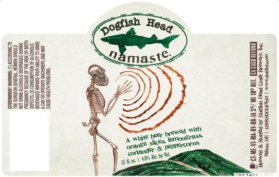 Dogfish Head Namaste, Tweason'ale highlight changes to 2014 beer ...
