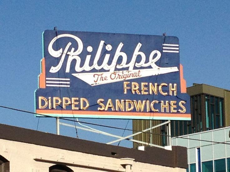 The Original Philippe in Los Angeles, CA