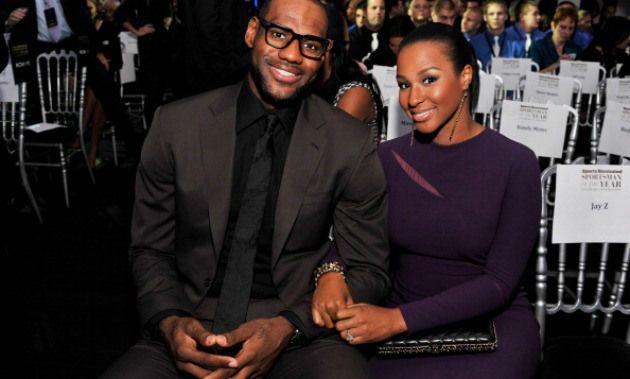 LeBron James Names Daughter With Wife Savannah