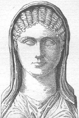 La mujer en la antigua Grecia estaba apartada de la sociedad, inclusive la mujer de la alta sociedad tenía que encargarse de las labores domésticas