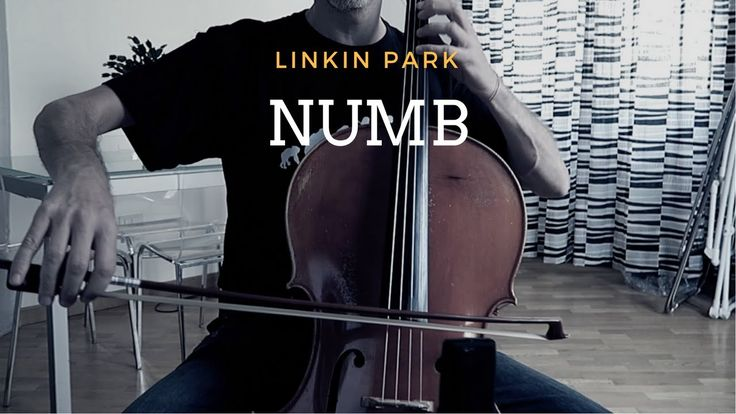 Linkin Park - Numb for cello and piano (COVER) //Rest in peace, Chester Bennington.