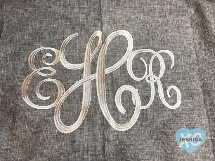 Sydney Large Embroidery Font