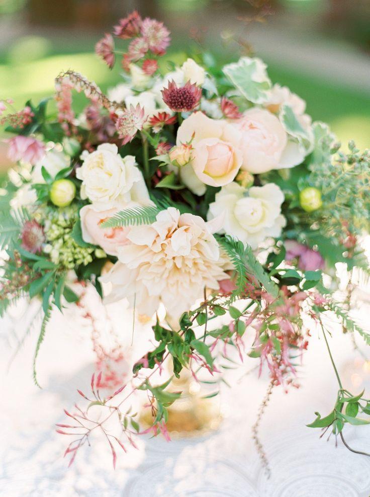 1530 best weddings flower arrangements images on pinterest wedding feel the magic at this dreamy romantic vineyard wedding wedding flower arrangementsfloral junglespirit Gallery