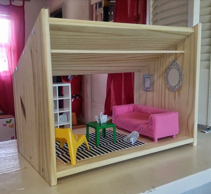 10 surprisingly affordable ikea hacks for stylish furniture affordable dollhouse furniture