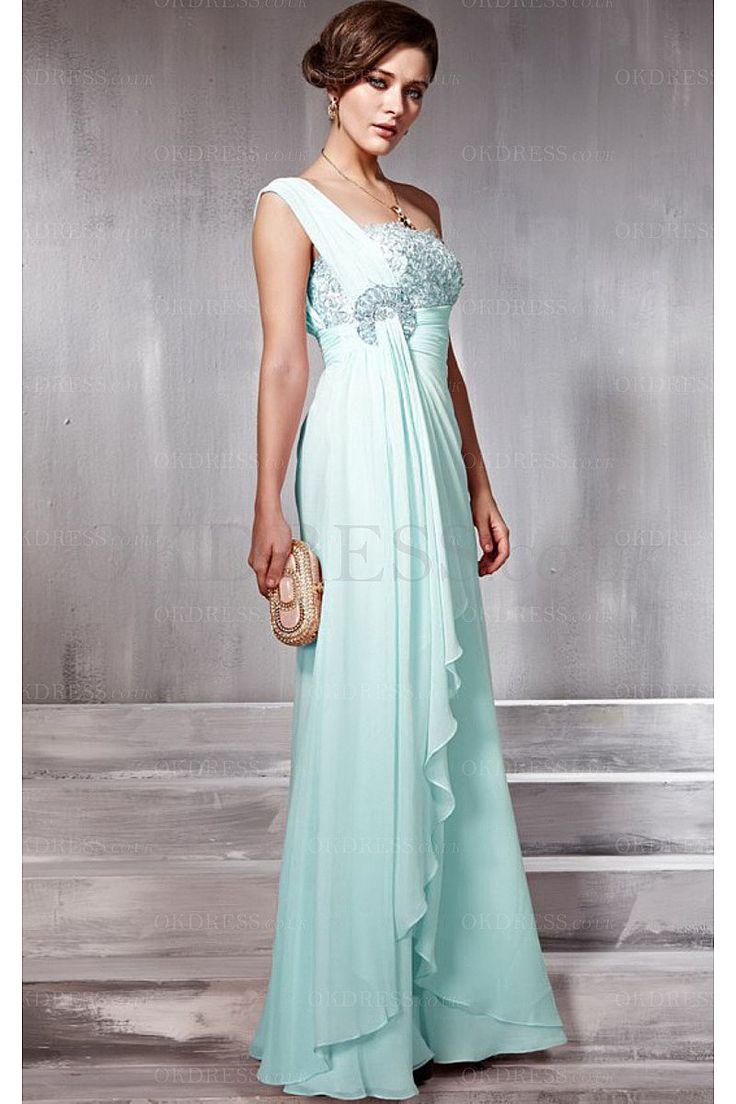 196 best Evening Dresses images on Pinterest | Formal evening ...