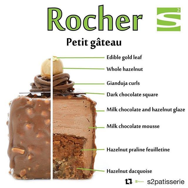 A look inside my Rocher #petitgateau. Larger entremets will be available soon through my online store. I probably already have or will lose some people on pricing but with the amount of chocolate and hazelnut components that go into my Rocher, it's costly to make but also why it tastes so good. I really do appreciate everyone who has supported me from the jump but I need to try and make a living wage doing this now. #cantstopwontstop #grinding #entrepreneur #futurpreneur #patissier…