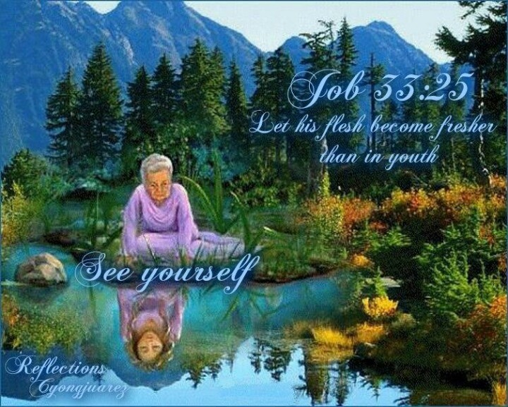 Just one of the Many Blessing's that Jehovah God promises through Jesus Christ...Daniel 2: 44