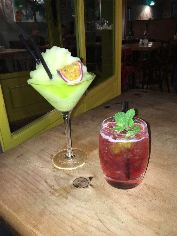 Watermelon Martini 🍸 @chillicakedeli