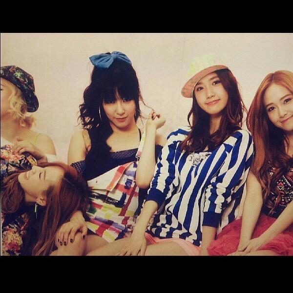 #Sunny #Taeyeon #Tiffany #Yoona #Jessica #SNSD