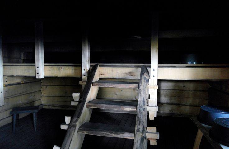portaiden kiinnitys