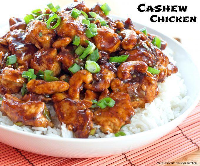 Cashew Chicken | Chicken Dishes | Sandwiches ...