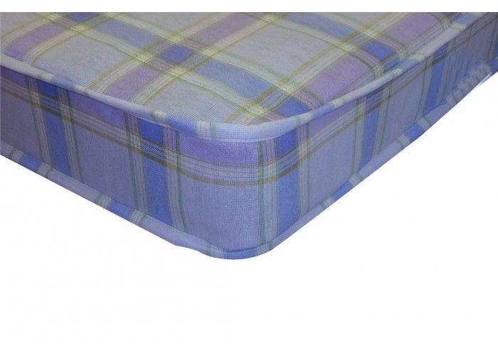 http://www.bonsoni.com/2ft6-economy-mattress   The Economy mattress is an open coil with hard wearing stitch bond cover. Recommended for occasional use.  http://www.bonsoni.com/2ft6-economy-mattress