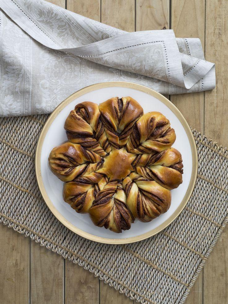 Hazelnut chocolate brioche | Recipes to Love Thermomix ebook