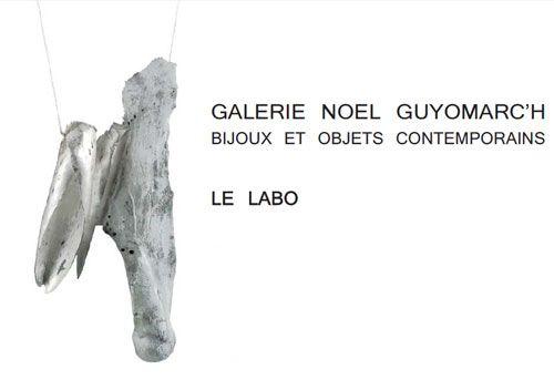 Le Labo (Montréal (Québec), Canada)  21-Sep-2012 - 07-Oct-2012