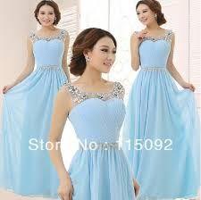 Resultado de imagen para vestidos coreanos para damas de honor de bodas