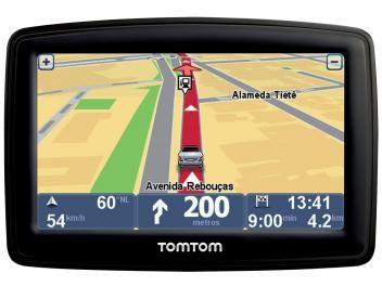 """GPS Automotivo Tomtom Start 45 Tela 4,3"""" - Alerta de Radar e Rota Inteligente"""