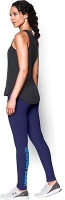 Large, Purple - Epp/Jzb, Under Armour UA Favorite Women's Fitness Trousers and S