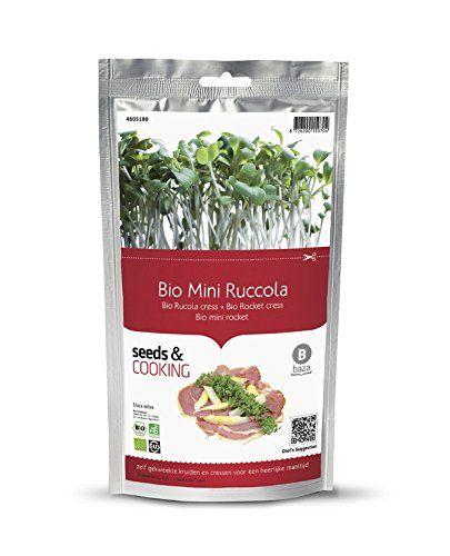 awesome Kit de Cultivo Bolsa Brotes de Rúcula ( Semillas Ecologicas Certificadas ) Precio e informacion en la tienda: http://www.comprargangas.com/producto/kit-de-cultivo-bolsa-brotes-de-rucula-semillas-ecologicas-certificadas/