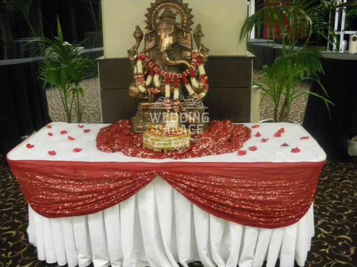 Ganesh Ji Table