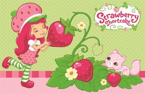 strawberry shortcake birthday party ideas | Strawberry Shortcake Party Supplies Birthday Party Game | eBay
