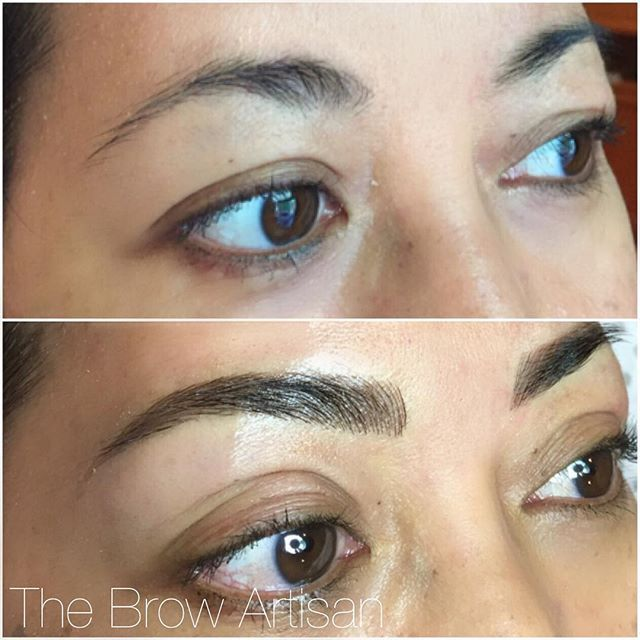how to become a licensed eyebrow tattoo