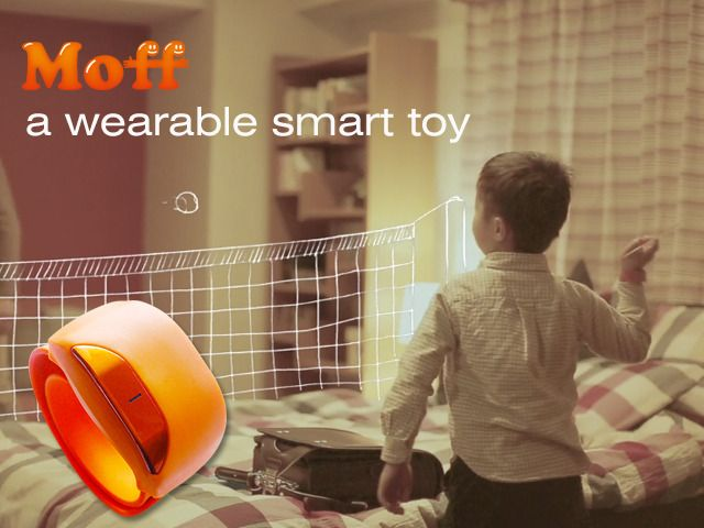 Moff: a wearable smart toy changes everything into toys by Moff, Inc. — Kickstarter