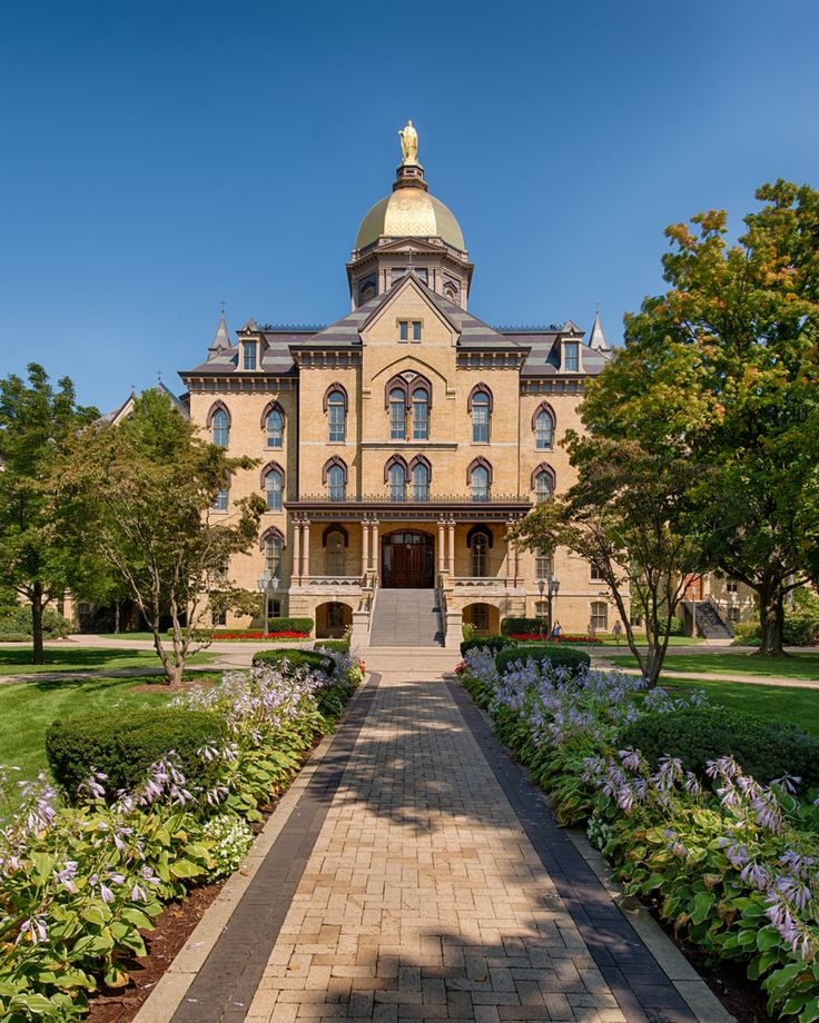 "notre dame university. Like the Irish?  Be sure to check out and ""LIKE"" my Facebook Page https://www.facebook.com/HereComestheIrish  Please be sure to upload and share any personal pictures of your Notre Dame experience with your fellow Irish fans!"