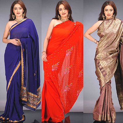 Step-by-Step Guide to Wearing a Sari