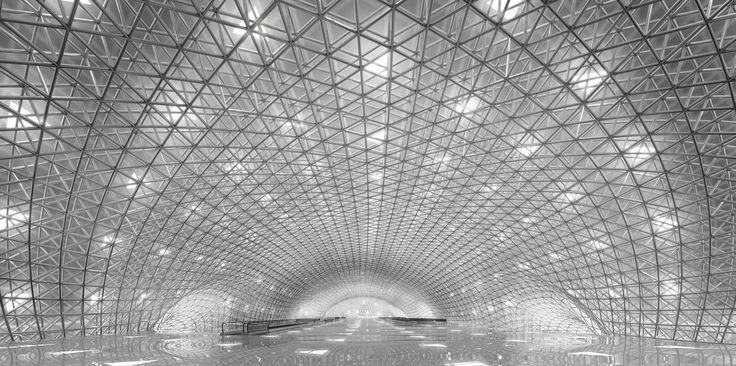 Learn more about Foster and Partners on-going project to design one of the world's largest airport, revolutionising airport design.