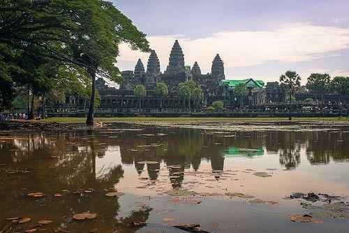 Cambodia, Angkor Wat, Siem Reap