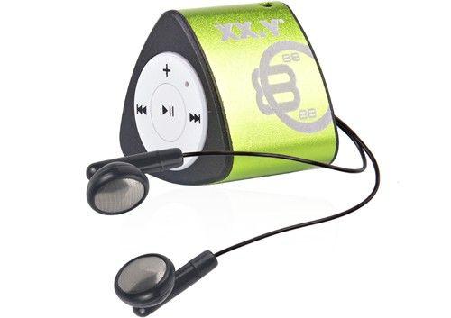 Odtwarzacz MP3 w niezwykle oryginalnej formie i rozmiarach kostki lodu! Czas pracy baterii do 25 godzin Intuicyjne sterowanie i długi czas pracy baterii zapewnia komfortową podróż z muzyką pod ręką.XX.Y