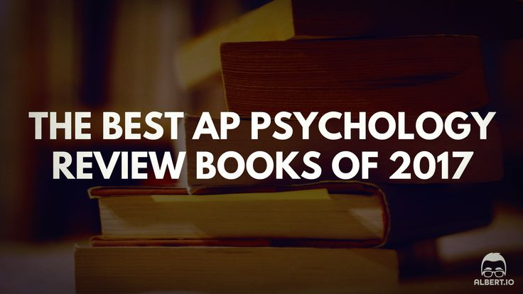 Best ap psychology study book
