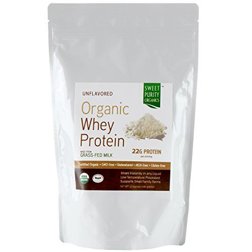 Organic Whey Protein Powder #1 BEST TASTING Grass Fed Undenatured Concentrate NON GMO Free Gluten Free From California Not Isolate http://10healthyeatingtips.net/organic-whey-protein-powder-1-best-tasting-grass-fed-undenatured-concentrate-non-gmo-free-gluten-free-from-california-not-isolate/
