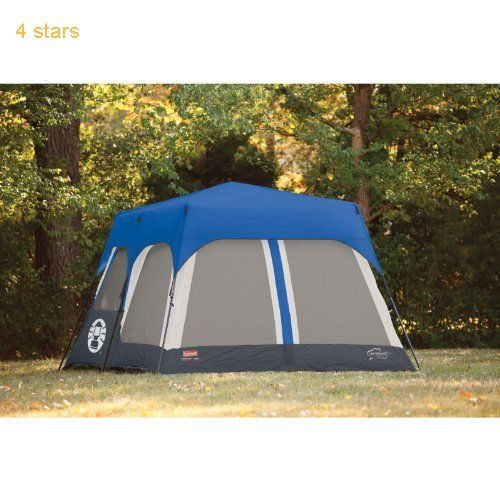 Coleman Accy Rainfly Instant 8 Person Tent Accessory Blue 1410-Feet