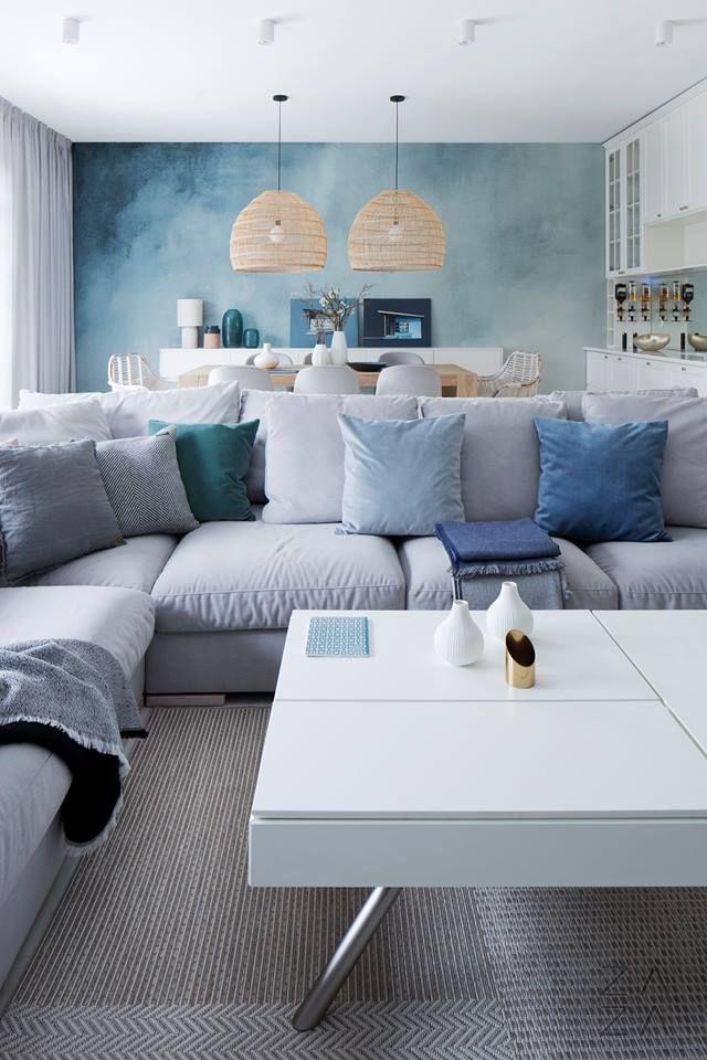 431 best Dekoration und Einrichtung in blau images on Pinterest - capri suite moderne einrichtung