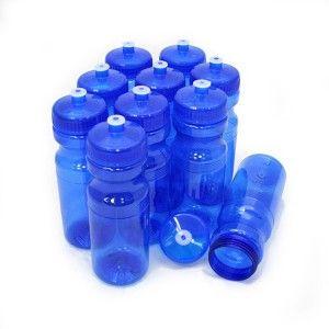 Rolling Sands set of 10 plastic water bottle
