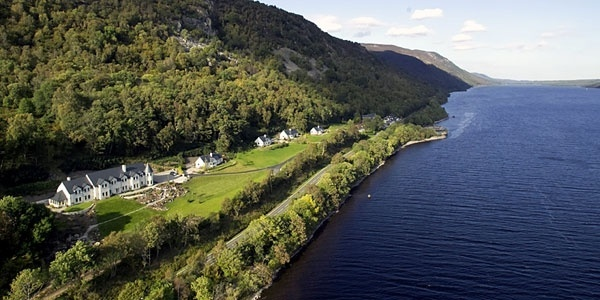 Loch Ness Lodge, Scotland