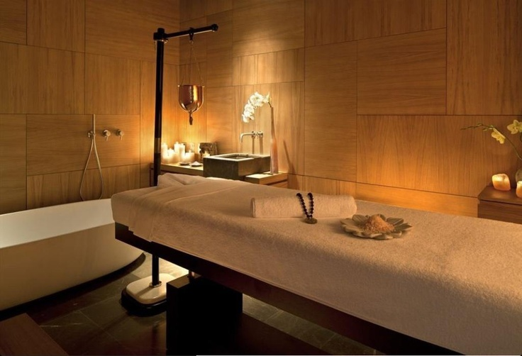 SPA - Conservatorium Hotel Amsterdam By Italian Designer Piero Lissoni   Hotel Design