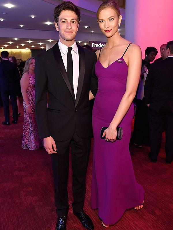 Karlie Kloss and boyfriend Joshua Kushner attended Time 100 Gala