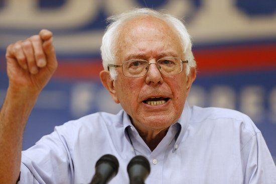 Bernie Sanders Takes Aim At 'Greedy' Koch Brothers