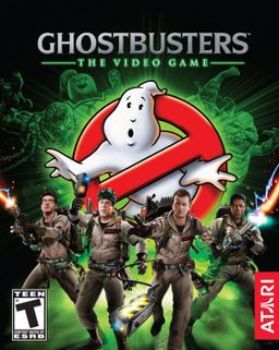 GhostBusters the video game: As you all know, I'm in love with Ghostbusters. This game is pretty much the third movie. Its written by Dan Aykroyd and has all the original voice cast in it. This is just filled with too many Easter eggs and plots from the previous movies and its a continuation of them. It shows more of how Dan imagined the GB's to be and it shows what they couldnt do in the movies. Plus it finally shows what Ivo Shandor looks like. Which is beyond amazing.