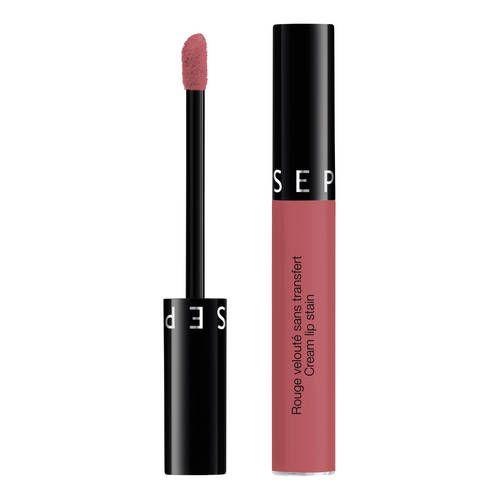 Rouge velouté sans transfert - Cream lip stain de Sephora sur Sephora.fr