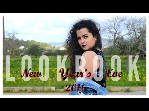 LOOKBOOK - NEW YEARS EVE! || Up In The Heels