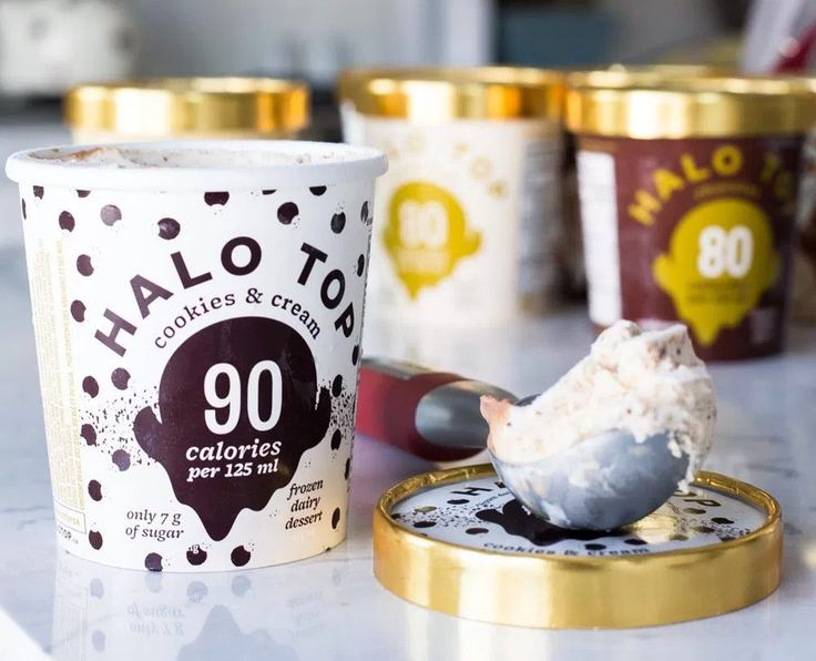 Halo Top Canada Review!